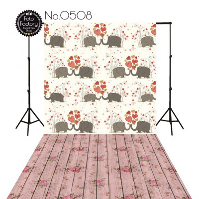 Photographic backdrop 3025
