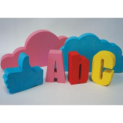 3D letter for decoration -...